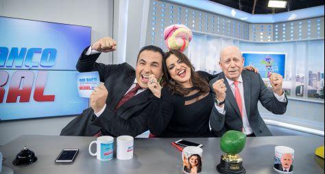 """Com filme, Globo lidera na média geral, mas perde para """"A Hora da Venenosa"""""""