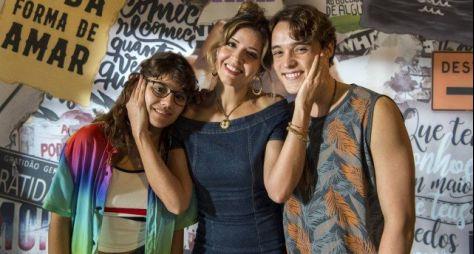 """Mariana Santos será uma mãe superprotetora em """"Malhação - Toda Forma de Amar"""""""