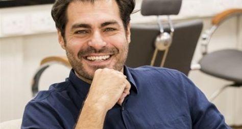 Thiago Lacerda participa do 'bem star' das estrelas do programa