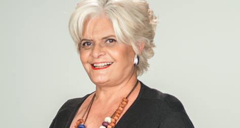 Jussara Freire deve emendar duas novelas na Globo