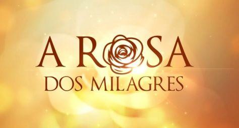 A Rosa dos Milagres não altera média de público do SBT na faixa das 18h