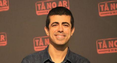 Marcius Melhem supervisiona novo programa de humor na Globo