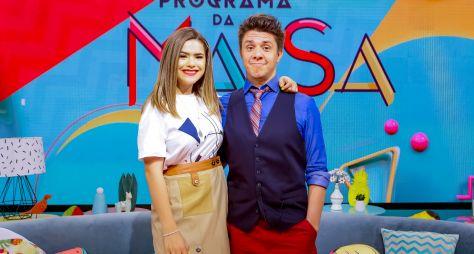 """""""Programa Da Maisa"""" reúne profissionais da imprensa na coletiva de apresentação"""