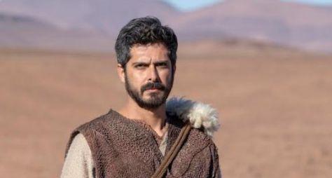 Iano Salomão será o profeta Elias na macrossérie da Record TV