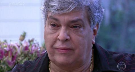 "Sidney Magal participará dos últimos capítulos de ""Espelho da Vida"""