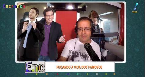 Encrenca e João Kléber Show são os destaques de audiência da RedeTV!