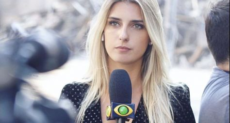 "Joel Datena e Joana Treptow vão apresentar o ""Primeiro Jornal"""