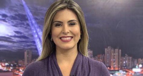 Mariana Martins troca TV Anhanguera pela Record TV Goiás