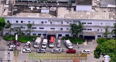 Por três dias consecutivos, Globo troca Encontro por plantões jornalísticos