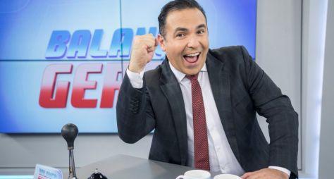 Balanço Geral SP registra melhor audiência desde a estreia em 2012