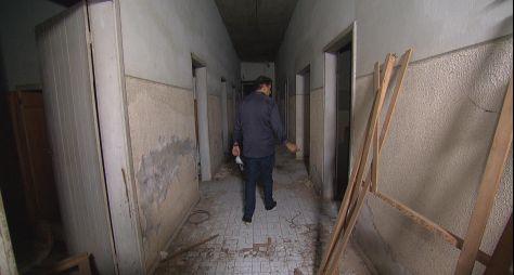 Domingo Show: Programa volta a contar histórias de lugares mal-assombrados