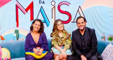 """Confira novas imagens do """"Programa Da Maisa"""", que estreia neste sábado (16)"""