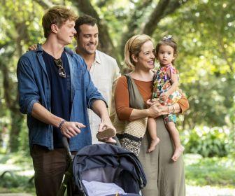 O amor em família: cenas da nova Malhação são gravadas em São Paulo