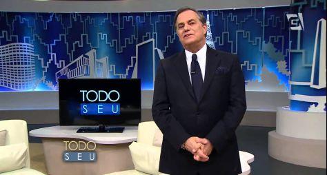 """TV Gazeta transfere """"Todo Seu"""", com Ronnie Von, para o horário vespertino"""