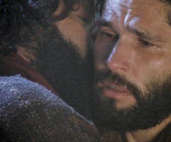 Traição de Judas: cena emblemática de Jesus garante vice-liderança à Record TV