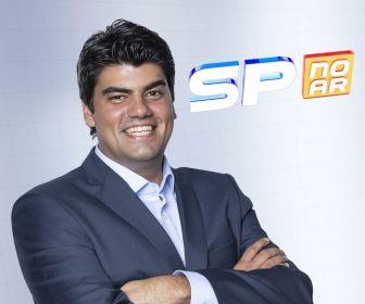 """André Azeredo estreia nesta segunda no comando do """"SP no Ar"""""""