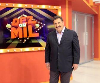 """""""Programa do Ratinho"""" supera reality show e série policial da Record TV"""