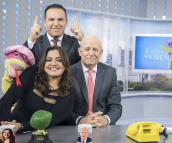 A Hora da Venenosa registra maior audiência desde sua estreia