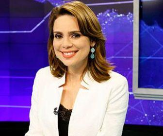 CNN Brasil estaria interessada na contratação de Rachel Sheherazade