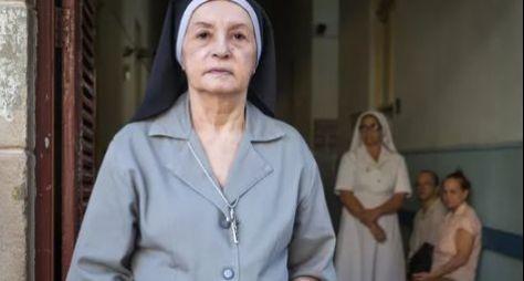 """Joana Fomm grava participação especial em """"Sob Pressão"""""""