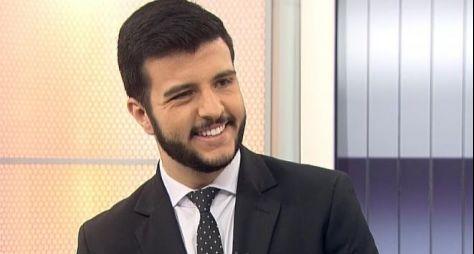 Matheus Ribeiro, da TV Anhanguera, tentou transferência para RecordTV Góias