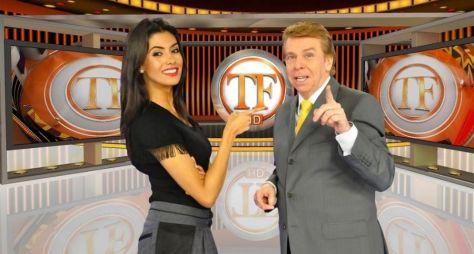 RedeTV! apresenta o novo pacote gráfico do TV Fama