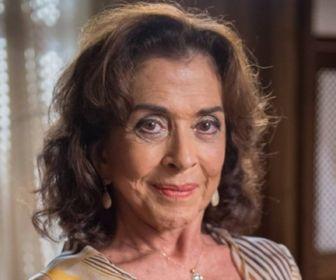 Betty Faria deve ficar com personagem que seria de Laura Cardoso em novela
