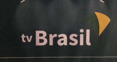 TV Brasil apresenta seu novo slogan e logotipo