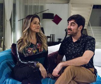Ingrid Guimarães revela como é viver do riso no Brasil