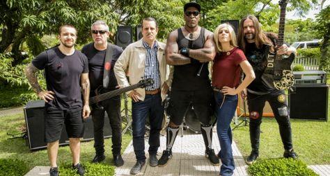 """Banda Sepultura é um dos destaques do """"Tá no Ar: TV na TV"""""""