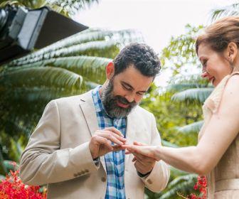 Malhação - Vidas Brasileiras: Gabriela e Rafael se casam em cerimônia íntima