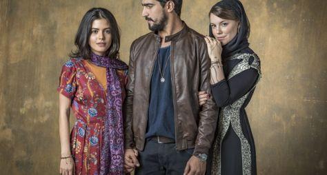Órfãos da Terra: Jamil e Laila, uma história de amor à primeira vista