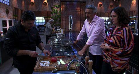 """Estreia do """"Top Chef"""" deixa Record TV em 3º lugar"""