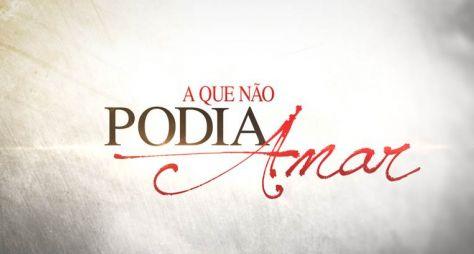 """SBT: """"A Que Não Podia Amar"""" estreia nesta segunda-feira (08)"""