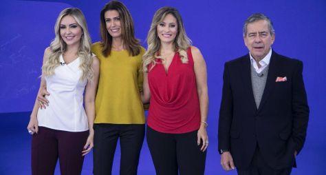 Record TV deve trocar os apresentadores do Domingo Espetacular