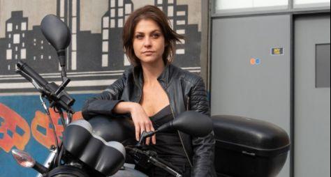SBT mantém a vice-liderança com a exibição da 2ª temporada de A Garota da Moto