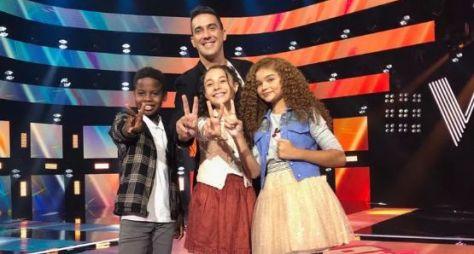 Quarta temporada do The Voice Kids foi um fenômeno nas tardes de domingo