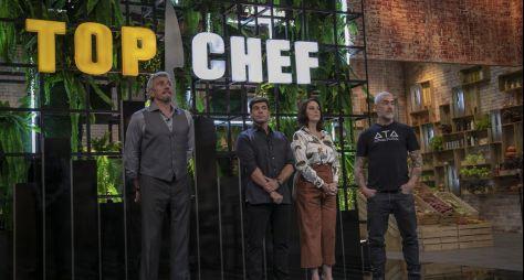 "Alex Atala é o convidado especial do terceiro episódio do ""Top Chef"""