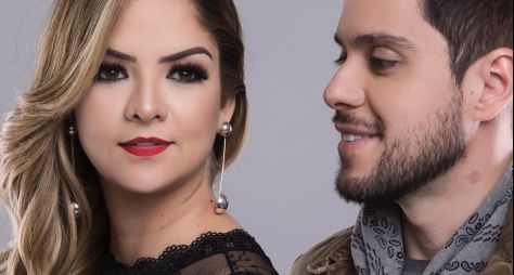 Maria Cecília e Rodolfo ganham especial no Aparecida Sertaneja