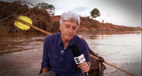Caco Barcellos estreia nova temporada do programa em Moçambique