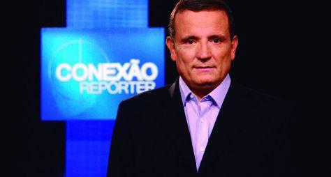 Conexão Repórter conquista a vice-liderança isolada com 72% de vantagem