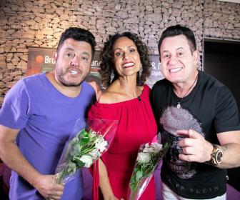 Bruno e Marrone revelam que sonham em gravar com Ivete Sangalo