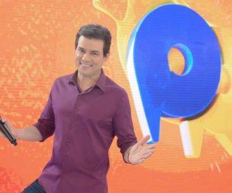 """Celso Portiolli comanda o eletrizante """"Passa ou Repassa"""" neste domingo (21)"""