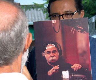 Domingo Show: Geraldo Luís entrevista o ex-cinegrafista Renato Larangeira