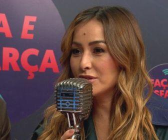 Direção da Record teria apresentado dois formatos para Sabrina Sato