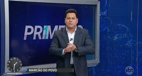 """SBT mantém a vice-liderança isolada com o """"Primeiro Impacto"""""""