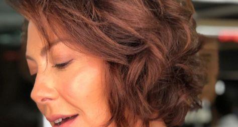 """Fabíula Nascimento muda visual para a novela """"Bom Sucesso"""""""