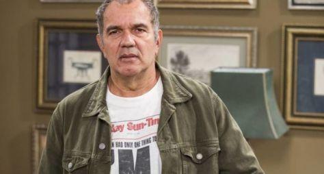 """Humberto Martins deixa """"Verão 90"""" por tempo indeterminado"""