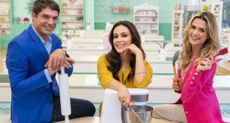 BBC Studios renova com o SBT para a 5º temporada de Bake Off Brasil Mão na Massa