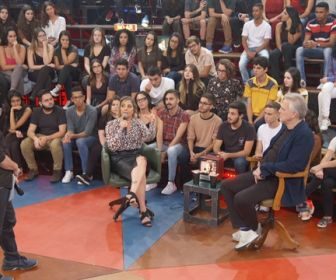 """Pedro Bial e Heloísa Périssé são os convidados do """"Altas Horas"""""""
